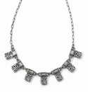 Brighton Baroness Petite Station Necklace