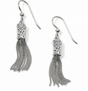 Brighton Baroness Tassel French Wire Earrings