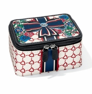 Brighton Be Beautiful Jewelry Case by Tom Clancy - Gift with $75 Purchase