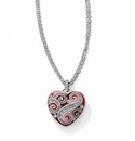 Brighton Bella Love Petite Heart Necklace