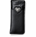 Brighton Bellissimo Heart Reader Case Black