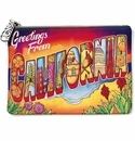 Brighton California Travel Pouch Multi