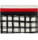 Brighton Checkers Card Case