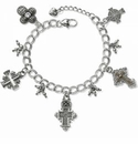 Brighton Crosses Of The World Bracelet