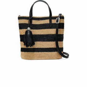 Brighton Dita Stripe Bucket Bag