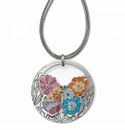 Brighton Enchanted Garden Convertible Reversible Necklace