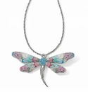 Brighton Enchanted Garden Dragonfly Necklace