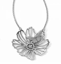 Brighton Enchanted Garden Flower Necklace