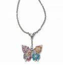 Brighton Enchanted Garden Reversible Y Necklace