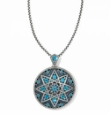 Brighton Eternal Sky Reversible Convertible Necklace