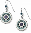 Brighton Halo Light French Wire Earrings