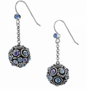 Brighton Halo Sphere French Wire Earrings