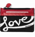 Brighton Heartbeat Card Coin Case