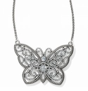 Brighton Illumina Butterfly Necklace
