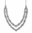 Brighton Infinity Sparkle Collar Necklace