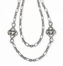 Brighton Interlok Knot Layer Necklace