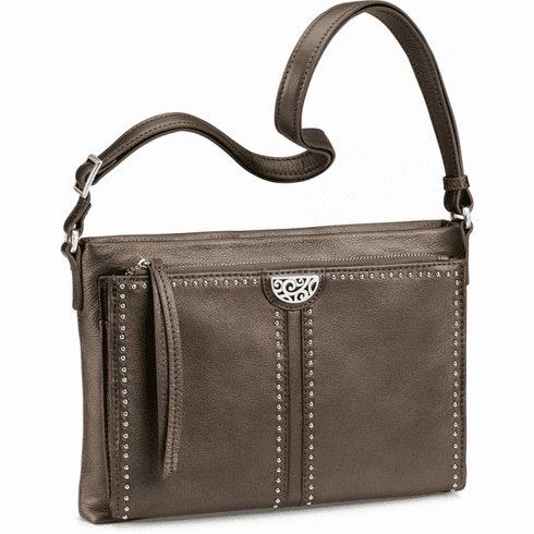 Brighton Jagger Metallic Cross Body Organizer