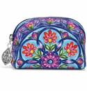 Brighton Journey To India Mini Coin Purse Multi
