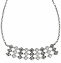 Brighton Lanakai Reversable French Bib Necklace