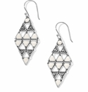 Brighton Lanakai Reversable French Wire Earrings