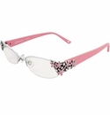 Brighton Love Daisy Readers - Pink-Silver