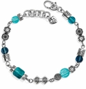 Brighton Marrakesh Bazaar Blue Bracelet