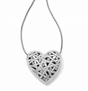 Brighton Nazca Heart Necklace