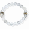 Brighton Neptune's Rings Crystal Stretch Bracelet