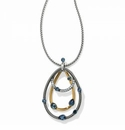 Brighton Neptune's Rings Gems Convertible Pendant Necklace