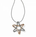 Brighton Neptune's Rings Star Necklace