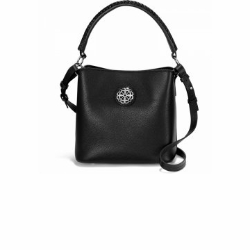 Brighton Noelle Cross Body Bucket Bag