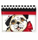 Brighton Paris Pug Card Case