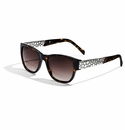 Brighton Pebble Sunglasses Tortoise