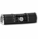 Brighton Pretty Tough Long Lipstick Case Black