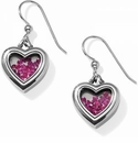 Brighton Pure Love French Wire Earrings