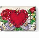 Brighton Romance Card Case