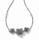 Brighton Sakura Trio Necklace