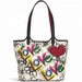 Brighton Scribble Garden Large Tote