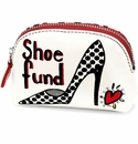 Brighton Shoe Fund Mini Coin Purse Multi