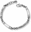 Brighton Silver Marrakesh Bracelet