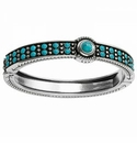 Brighton Southwest Dream Trail Hinged Bangle