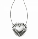 Brighton Telluride Heart Necklace