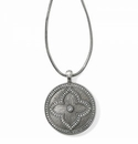 Brighton Toledo Alto Convertible Locket Necklace
