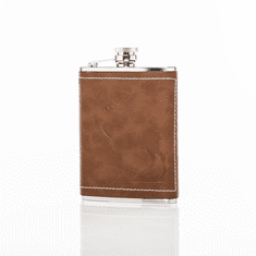 """Brouk and Co """"Oh Deer"""" 6oz Flask"""
