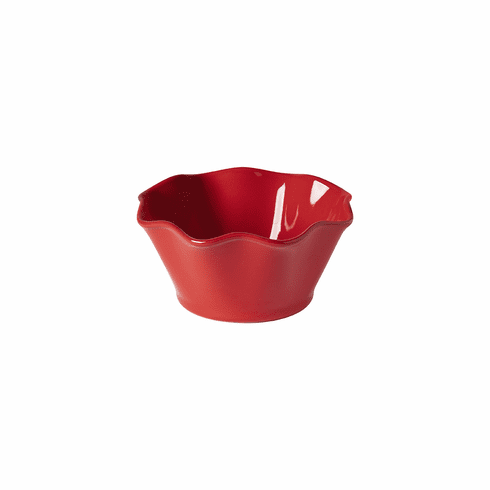 Casafina Cook & Host Cereal Bowl Red - Set of 6