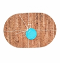 Casafina Cork Collection (4) Oval Place Mats