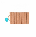 Casafina Cork Collection 8-Raft Trivet with Rope Handles
