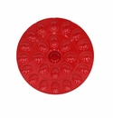 Casafina Egg Platter Red