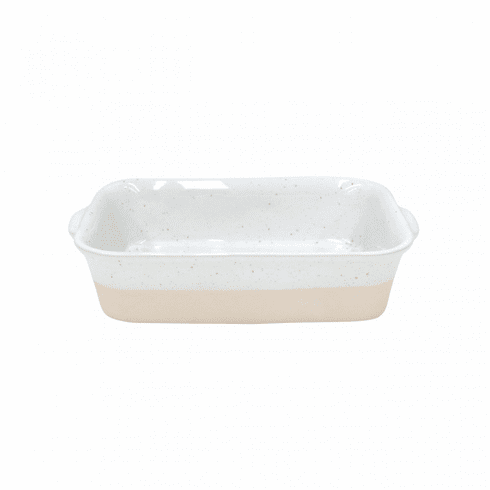 Casafina Fattoria White Small Rectangular Baker