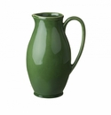 Casafina Fontana Forest Green Pitcher